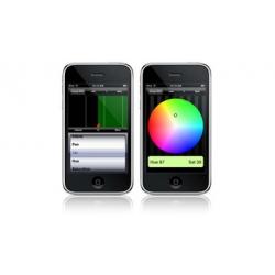 """Eos/ION/Element diaľkové ovládanie z iPhone a iTouch (software), stiahnite si ho priamo z itune.apple.com pod názvom """"iRFR"""""""
