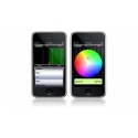 "Eos/ION/Element/Congo diaľkové ovládanie pre iPhone, iPod, iPad (software) stiahnite z http://itune.apple.com ako ""iRFR"""