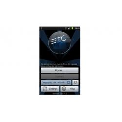 """Eos/ION/Element diaľkové ovládanie pre android mobily (software) stiahnite z https://market.android.com pod názvom """"aRFR"""""""