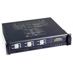 """Philips Strand SD6 19"""" Rack dimmer 6x13A 32A(3PNE) DMX Schuko zásuvky"""
