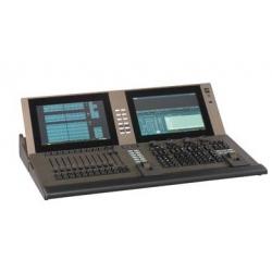 GIO - 10.000 zariadení, 2048/4096/6144 alebo 8192 DMX, motorizované submastre