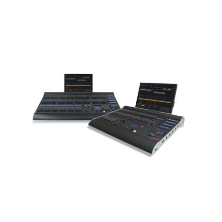 Zero88 Solution XL, 96 konvenčných reflektorov + 200 pohyblivých reflektorov