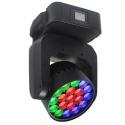 LED pohyblivé reflektory